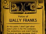 Wally Franks