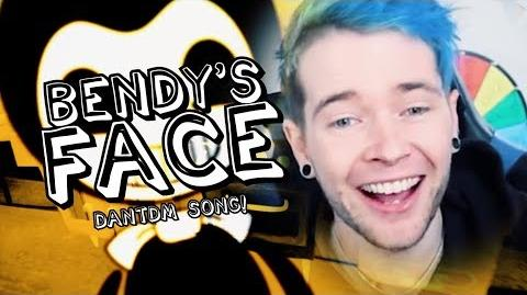 """BENDY'S FACE"" (DanTDM Remix) Song by Endigo"