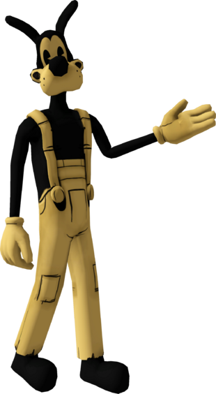 Boris the Wolf | Bendy and the Ink Machine Wiki | FANDOM ...