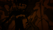 Bendy in theMeatly's room