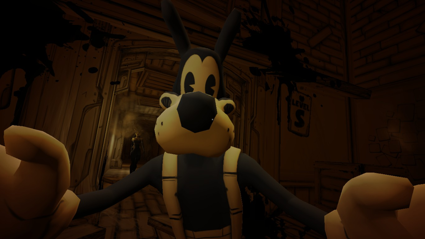 Level S | Bendy and the Ink Machine Wiki | FANDOM powered ...
