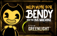 SteamGreenlightBendy