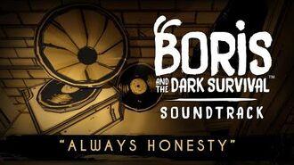 """Always Honesty"" - BATDS- Original Soundtrack- The Wolf Trials"