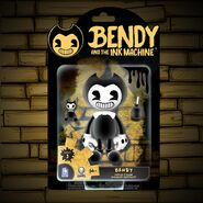 Bendy-figure-set