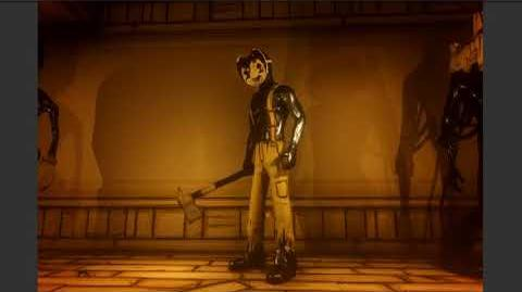 Bendy and the Ink Machine Chapter 4 Sammy Lawrence 360 Turnaround