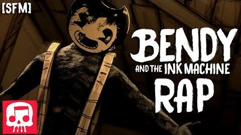 """Can't Be Erased"" SFM by JT Music - Bendy and the Ink Machine Rap"