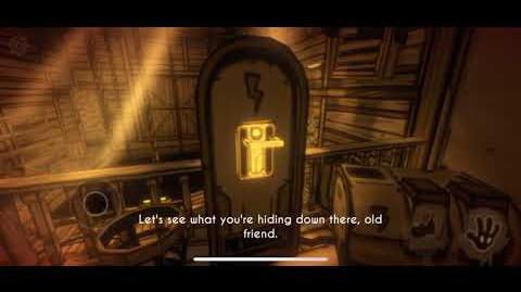 Bendy and the Ink Machine Mobile Gameplay Teaser