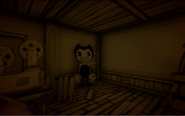 Projector and Bendy 2