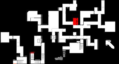 Narrowed Room