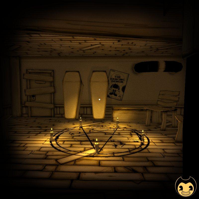 Pentagram Room   Bendy and the Ink Machine Wiki   FANDOM ...