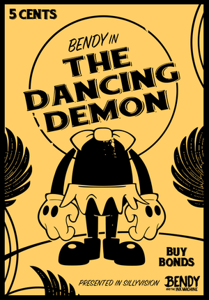 image thedancingdemon2 png bendy and the ink machine wiki