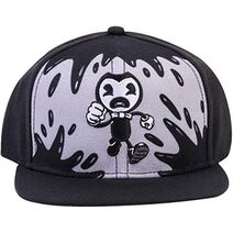 Bendy in nightmare run hat