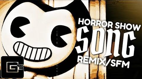 "BENDY AND THE INK MACHINE REMIX ▶ ""Horror Show"" SFM CG5"
