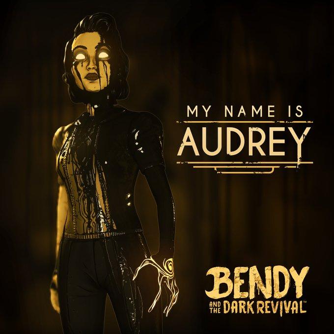 Audrey (BATDR) Minecraft Skin