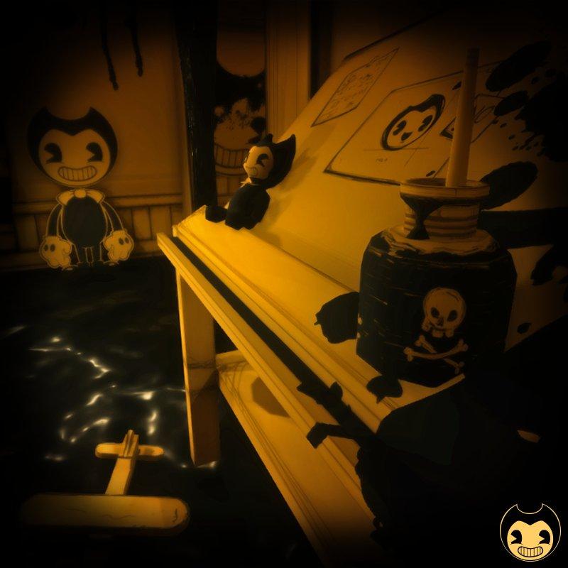 Demon Path Room   Bendy and the Ink Machine Wiki   FANDOM ...