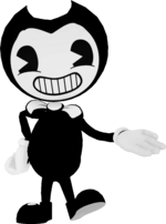 3DCartoonBendy