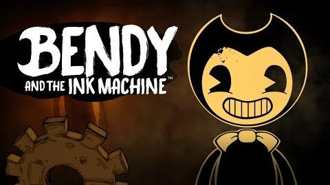 """""""Bendy and the Ink Machine"""" Halloween Trailer"""