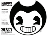 Bendy-Halloween-Mask