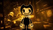 Bendy-console-cover