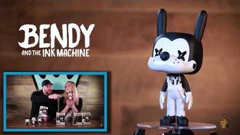 Bendy and the Ink Machine Unboxing!