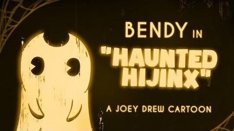 """""""Bendy in Haunted Hijinx"""" - 1931"""