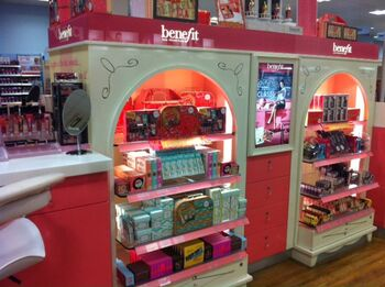 Boots Chichester Counter