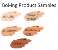Boi-ing Product Samples