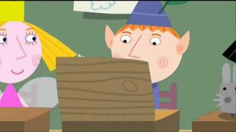 Ben & Holly's little Kingdom Elf School