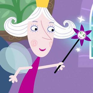 Granny Thistle Ben Amp Holly S Little Kingdom Wiki
