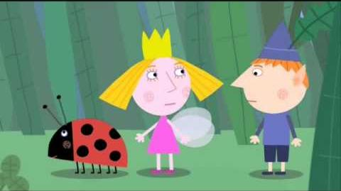 Ben and Holly's Little Kingdom - Holly's Magic Wand