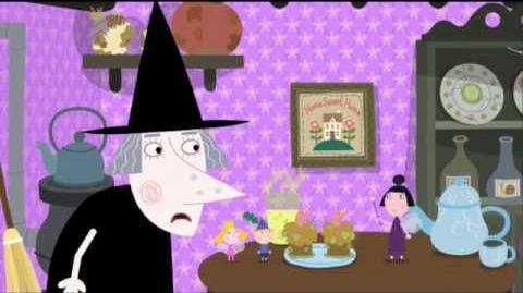 Ben & Holly's little Kingdom - Mrs Witch.avi