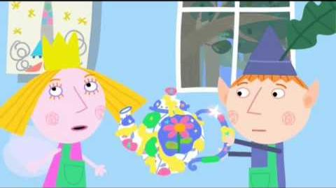Ben and Holly's Little Kingdom - Queen Thistle's Teapot.avi