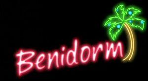 Benidorm Logo