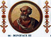 Papież Bonifacy III