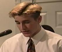 Steven Anderson w wieku 17 lat