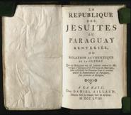 Jezuici w Paragwaju