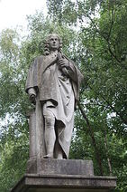 Posąg Isaaca Wattsa
