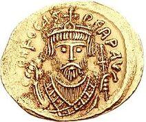 Fokas, cesarz bizantyjski 570-610