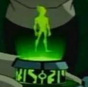 Holograma Fuego