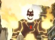Fuego alfa nanite