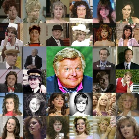 Benny hill collage00