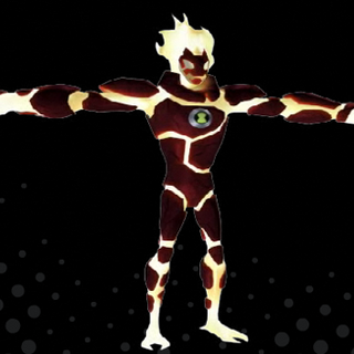 Heatblast in Ben 10: Omniverse (Video Game)