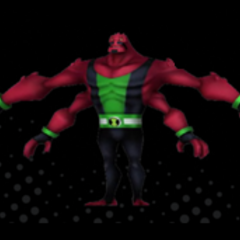 16 year old Four Arms in Ben 10: Omniverse