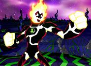 11-летний Человек-огонь (Омниверс)