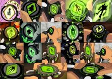 Ben 10 original series alien icons by derrick55-d4yjh7j