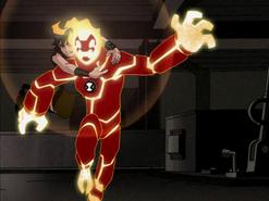 Heatblast vs. Kevin