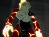Челюсти-Человек-огонь (Бен 10: Смешанные супергерои)