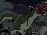 Тираннозавр-мутант