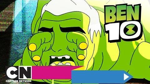 Классика Бен 10 Доктор Энимо и Мутант Рэй (серия целиком) Cartoon Network-3