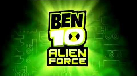 Ben 10 Alien Force - Intro - HD 16 9-0
